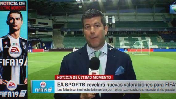 FIFA19 répond aux critiques de CR7, De Bruyne, Chicharito, Chicharito et d'autres pour leurs évaluations